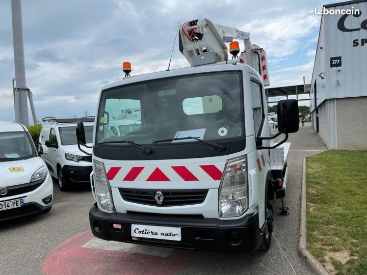 Renault Maxity nacelle Time France 170h  - 2
