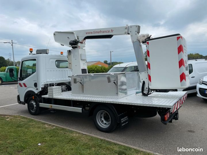Renault Maxity nacelle Time France 170h  - 3