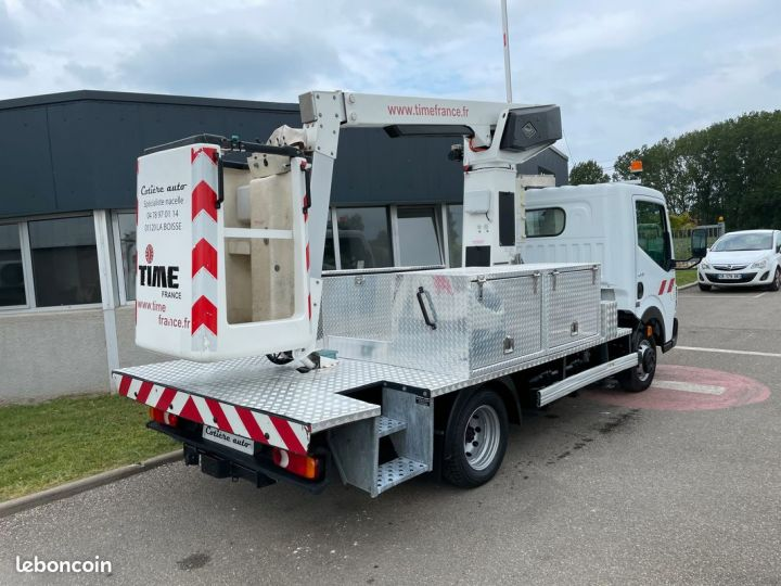 Renault Maxity nacelle Time France 170h  - 5