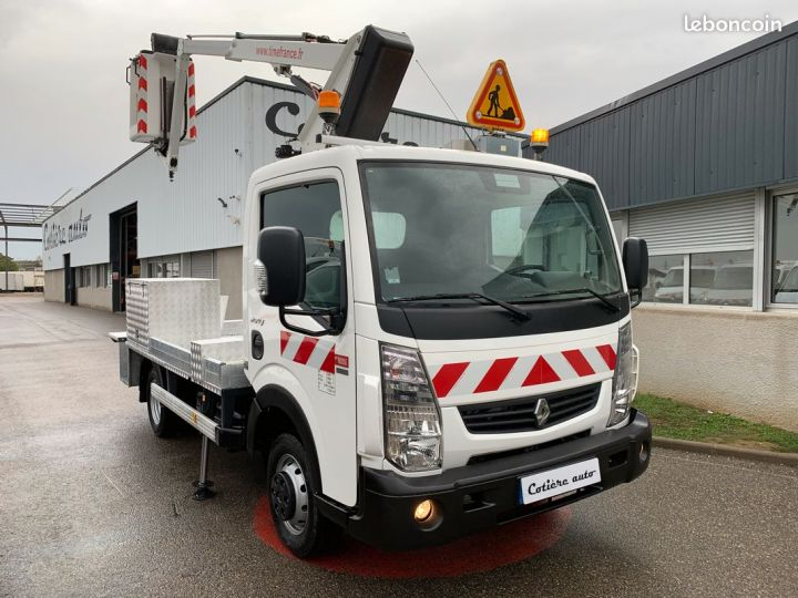 Renault Maxity nacelle Time France 29.000km  - 1