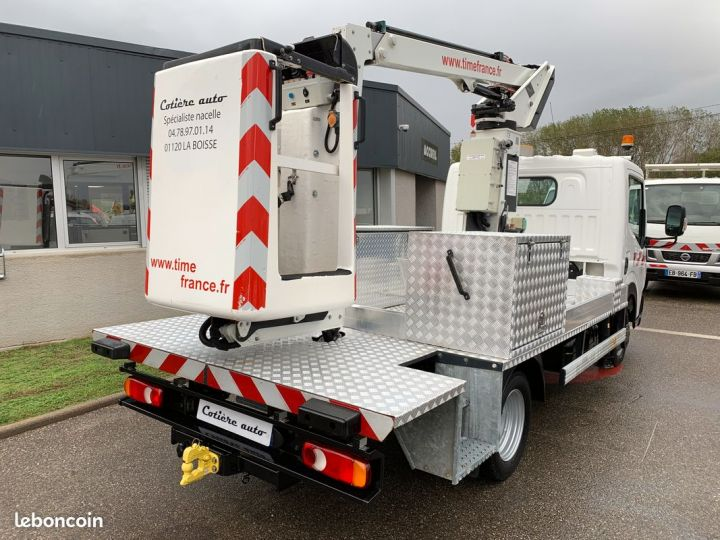 Renault Maxity nacelle Time France 29.000km  - 3