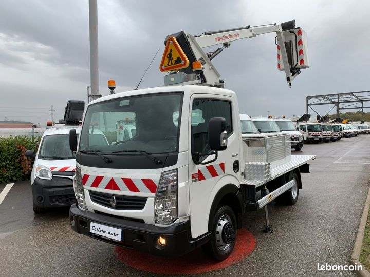 Renault Maxity nacelle Time France 29.000km  - 5