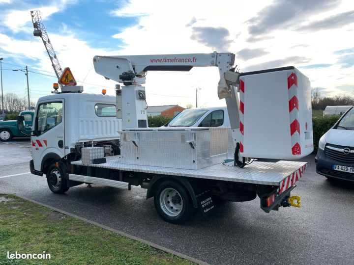 Renault Maxity nacelle Time france panier 2 personnes  - 2