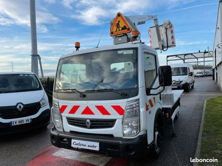 Renault Maxity nacelle Time france panier 2 personnes  - 3