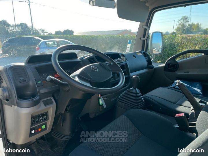 Renault Maxity Nissan nt400 nacelle Multitel 145 alu comme neuf 2000km d'origine  - 5