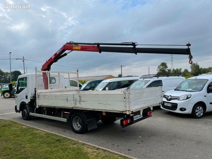 Renault Maxity plateau grue HMF 2015  - 2