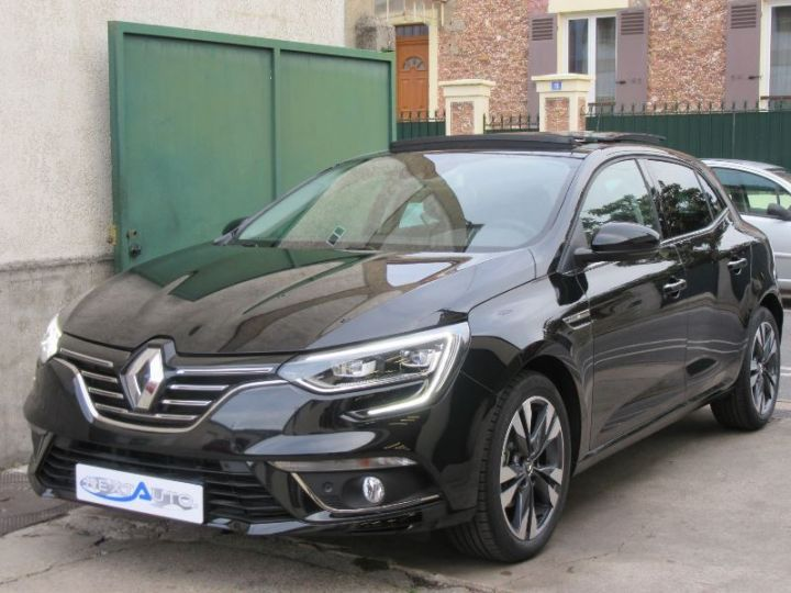 Renault MEGANE 1.3 TCE 140CH ENERGY INTENS NOIR Neuf - 1