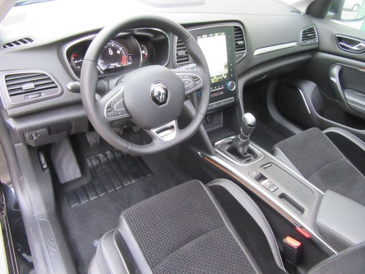 Renault MEGANE 1.3 TCE 140CH ENERGY INTENS NOIR Neuf - 2
