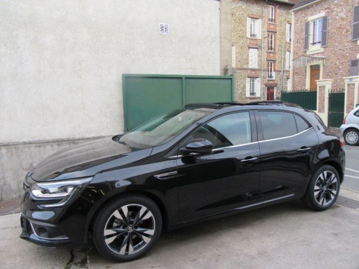 Renault MEGANE 1.3 TCE 140CH ENERGY INTENS NOIR Neuf - 5