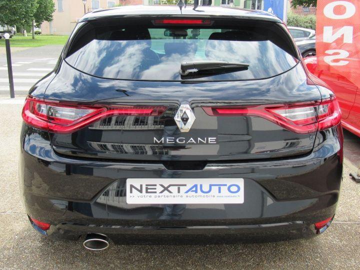 Renault Megane 1.5 BLUE DCI 115CH INTENS EDC Noir - 9