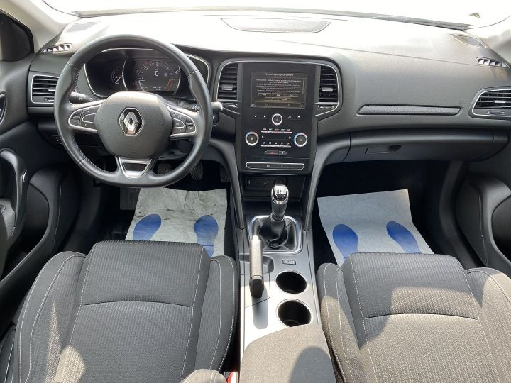 Renault Megane 1.5 DCI 110CH ENERGY BUSINESS Gris C - 7