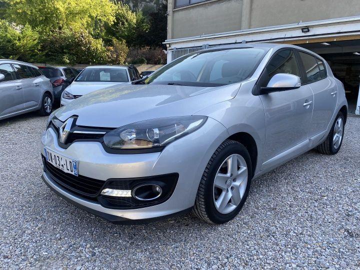 Renault Megane 1.5 DCI 95CH LIFE ECO² 2015 Gris - 1