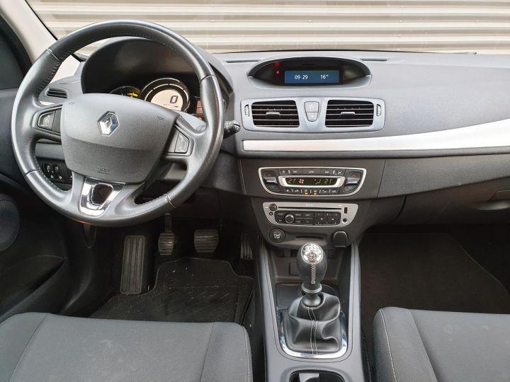Renault Megane 3 III 1.5 DCI 110 ZEN 5 PORTES Gris Métallisé Occasion - 4