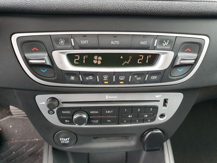Renault Megane 3 III 1.5 DCI 110 ZEN 5 PORTES Gris Métallisé Occasion - 6