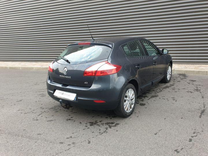 Renault Megane 3 III 1.5 DCI 110 ZEN 5 PORTES Gris Métallisé Occasion - 10