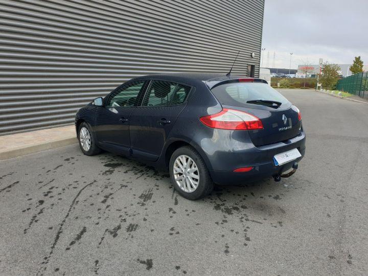 Renault Megane 3 iii 1.5 dci 110 zen 5p iv Gris Occasion - 11