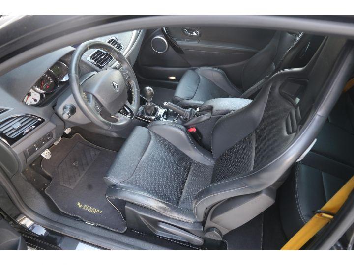 Renault Megane 3 RS 265 cv CUP RECARO Noir - 7
