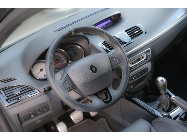 Renault Megane 3 RS 265 cv CUP RECARO Noir - 10