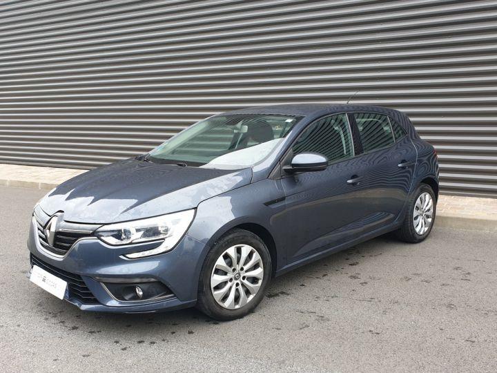 Renault Megane 4 1.5 dci 90 business bv6 34mk Gris Anthracite Occasion - 1