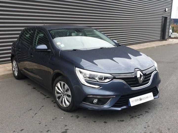Renault Megane 4 1.5 dci 90 business bv6 34mk Gris Anthracite Occasion - 2