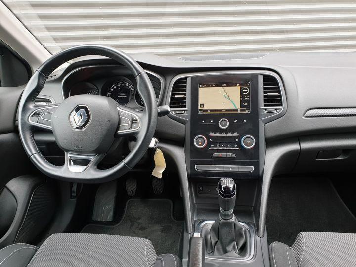 Renault Megane 4 1.5 dci 90 business bv6 34mk Gris Anthracite Occasion - 5