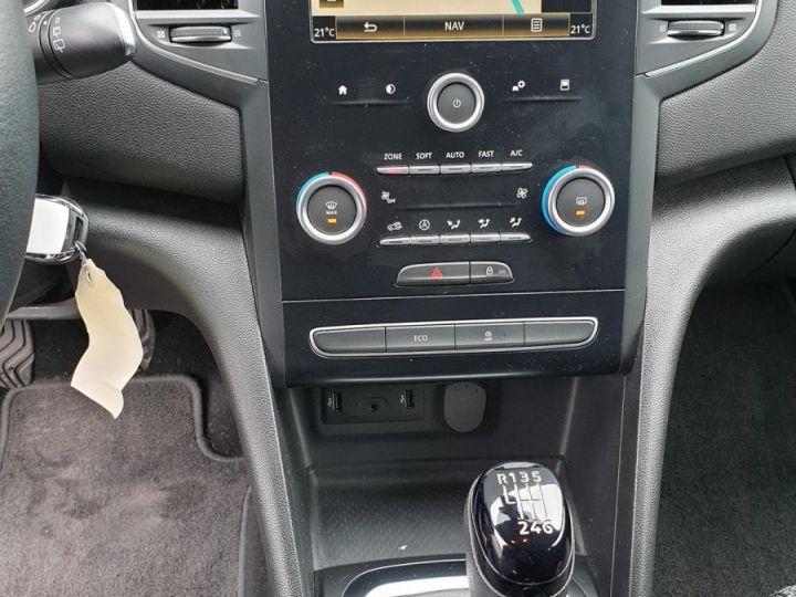 Renault Megane 4 1.5 dci 90 business bv6 34mk Gris Anthracite Occasion - 9