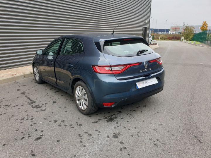 Renault Megane 4 1.5 dci 90 business bv6 34mk Gris Anthracite Occasion - 13