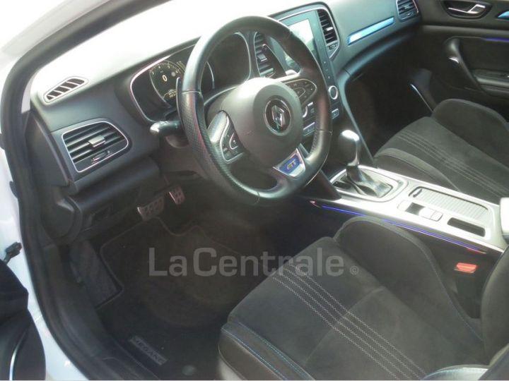 Renault Megane 4 IV 1.6 TCE 205 ENERGY GT EDC7 Blanc Nacre - 5