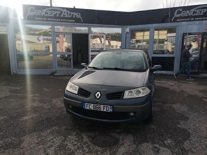 Renault Megane AUTHENTIQUE GRIS FONCE Occasion - 2