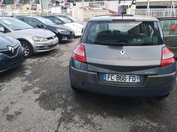 Renault Megane AUTHENTIQUE GRIS FONCE Occasion - 5