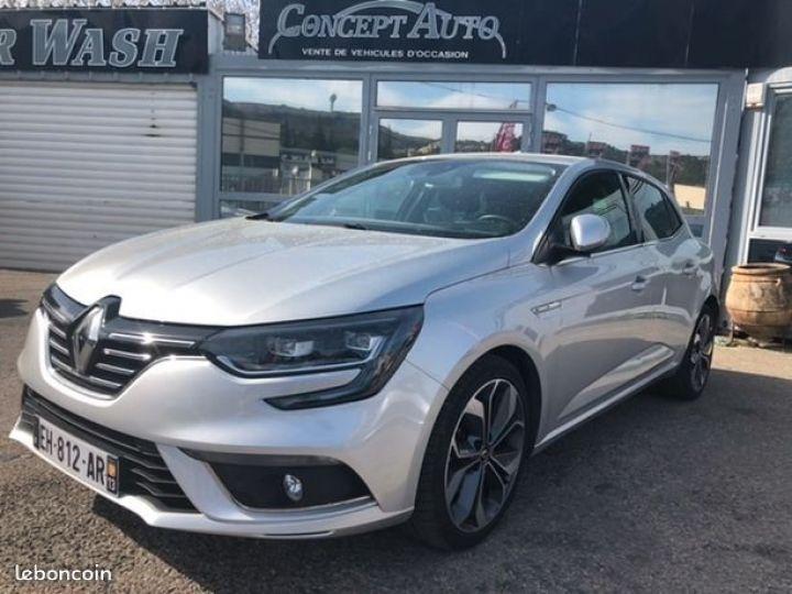 Renault Megane BOSE GRIS METAL Occasion - 1