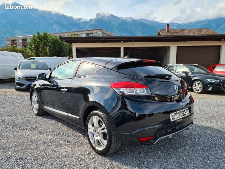 Renault Megane coupe 1.5 dci 110 gt line 04/2012 GPS SEMI CUIR BLUETOOTH  - 2