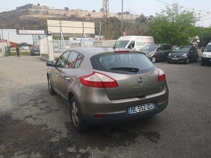 Renault Megane DYNAMIQUE MARRON METAL Occasion - 4