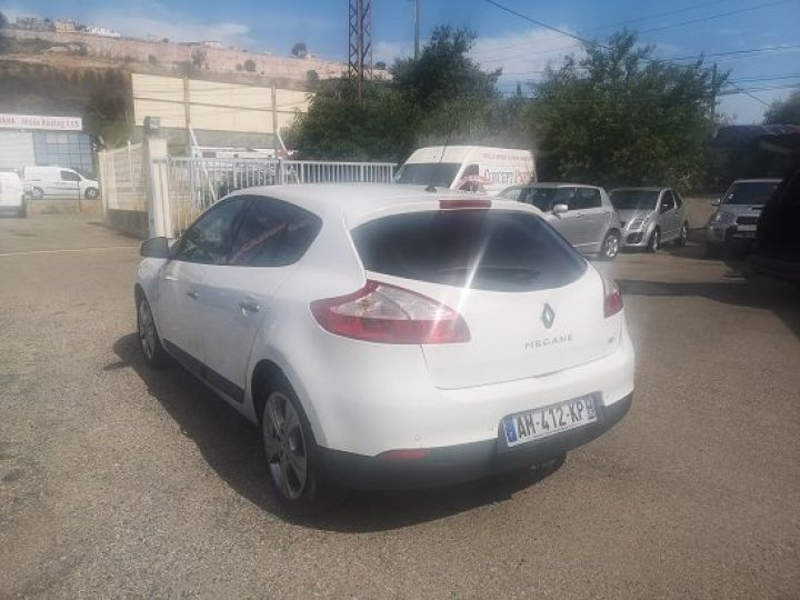 Renault Megane DYNAMIQUE BLANC METAL Occasion - 4