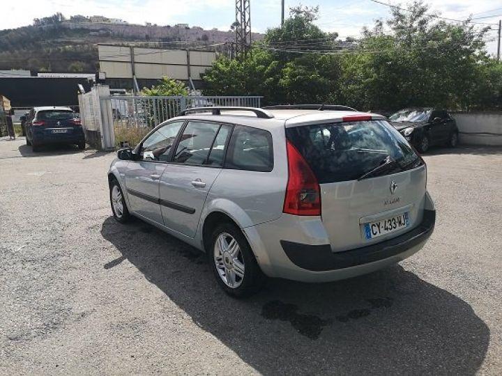 Renault Megane ESTATE GRIS METALISE Occasion - 4