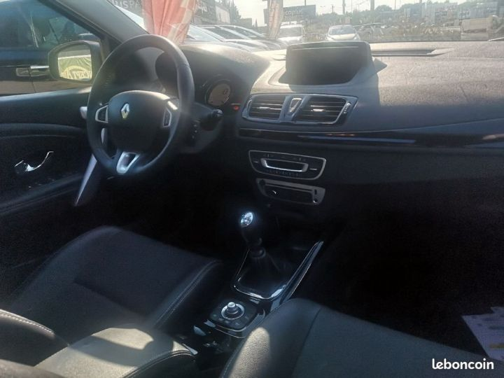 Renault Megane estate Blanc Occasion - 5