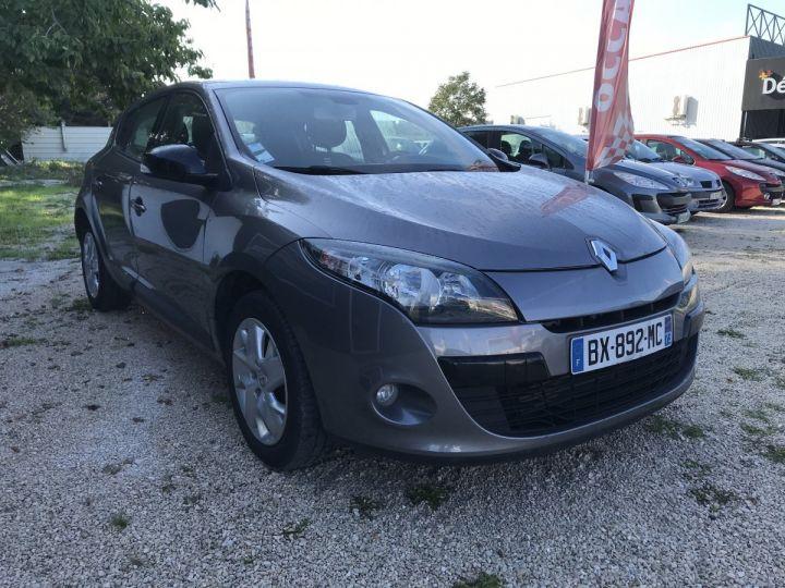 Renault MEGANE EXPRESSION  NOIR METAL Occasion - 2