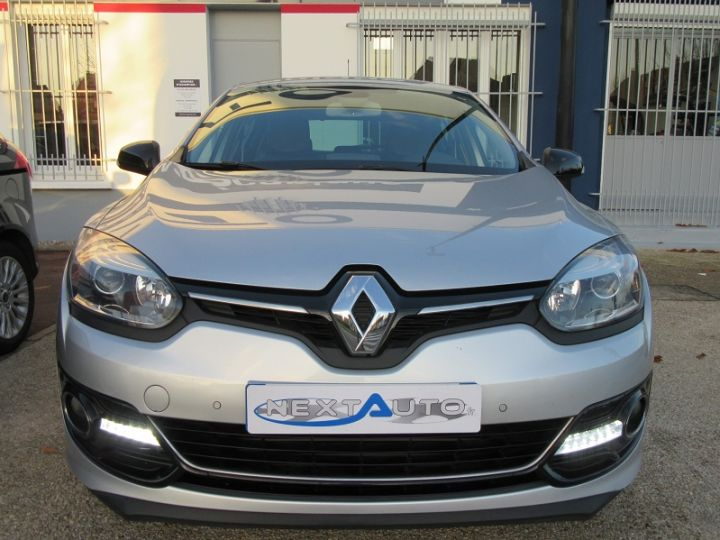 Renault MEGANE III 1.2 TCE 130CH ENERGY BOSE Gris Clair Occasion - 6