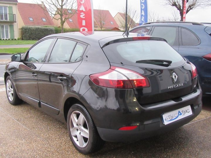 Renault Megane III 1.5 DCI 95CH BUSINESS EURO6 2015 Noir Occasion - 3