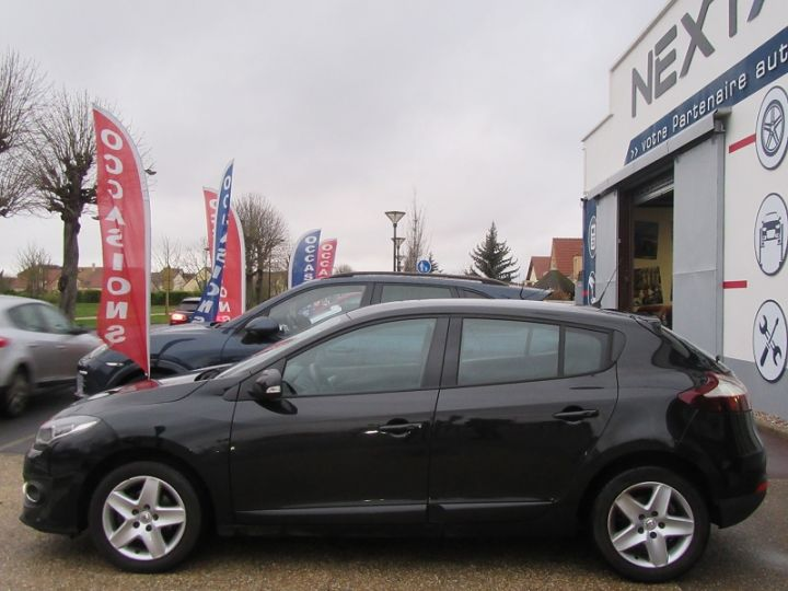Renault Megane III 1.5 DCI 95CH BUSINESS EURO6 2015 Noir Occasion - 5