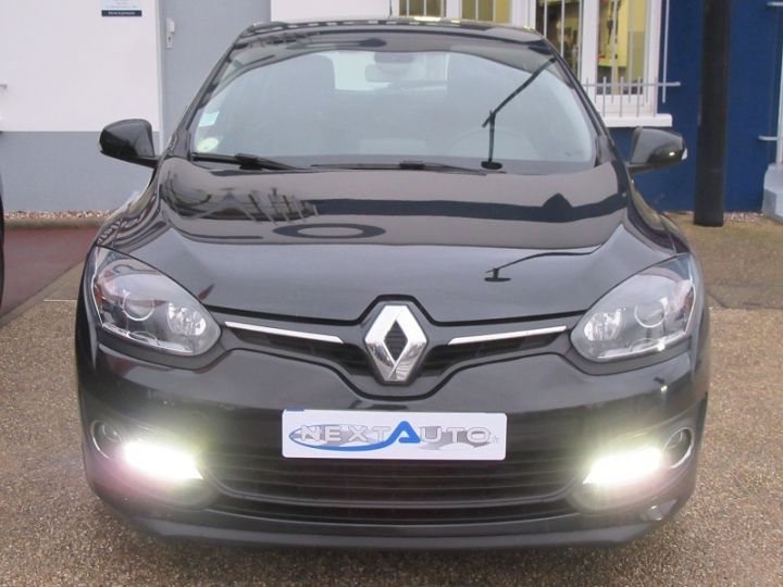 Renault Megane III 1.5 DCI 95CH BUSINESS EURO6 2015 Noir Occasion - 6