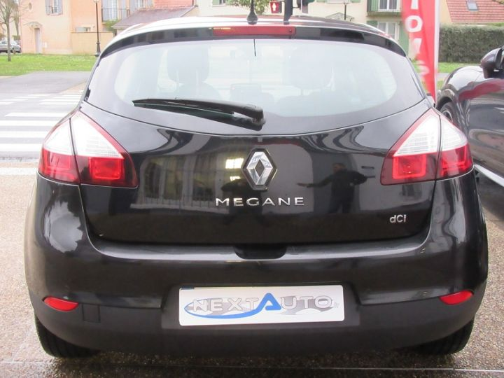 Renault Megane III 1.5 DCI 95CH BUSINESS EURO6 2015 Noir Occasion - 7