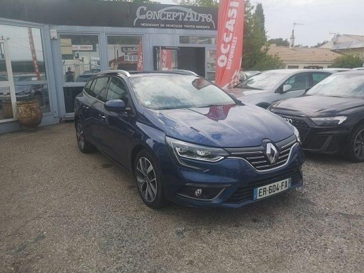 Renault Megane INTENS BLEU FONCE Occasion - 1