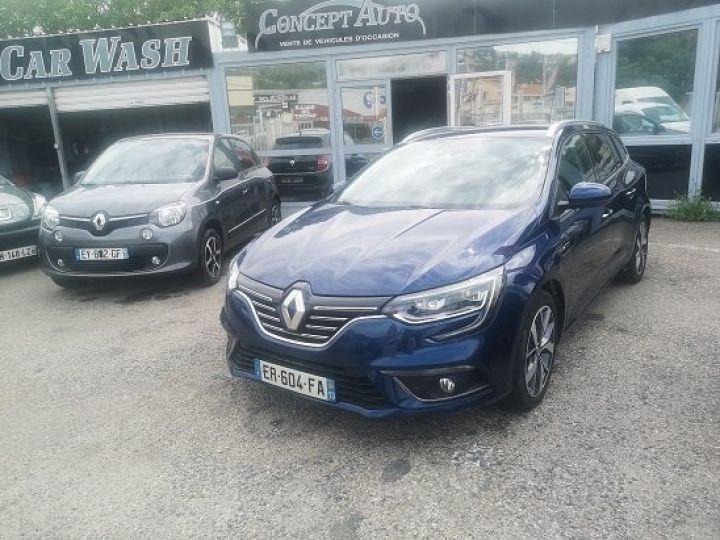 Renault Megane INTENS BLEU FONCE Occasion - 2