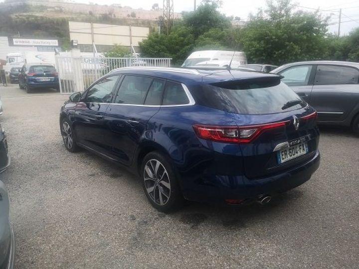 Renault Megane INTENS BLEU FONCE Occasion - 4