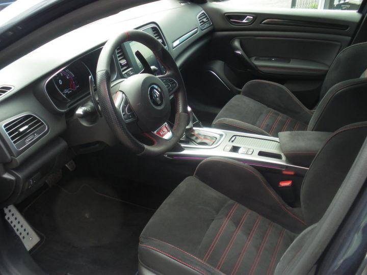 Renault Megane RS EDC 280 cv gris - 4