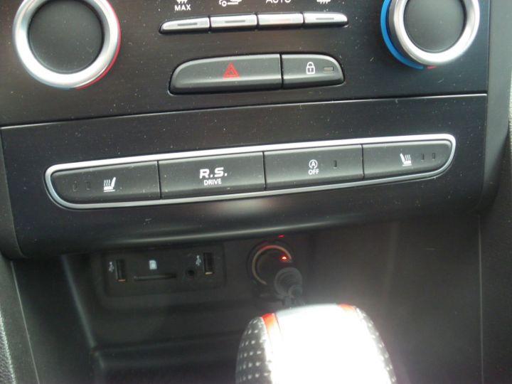 Renault Megane RS EDC 280 cv gris - 13