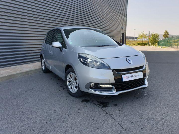 Renault Megane SCENIC 3 1.6 DCI 130 EXCEPTION OII Gris Métallisé Occasion - 2
