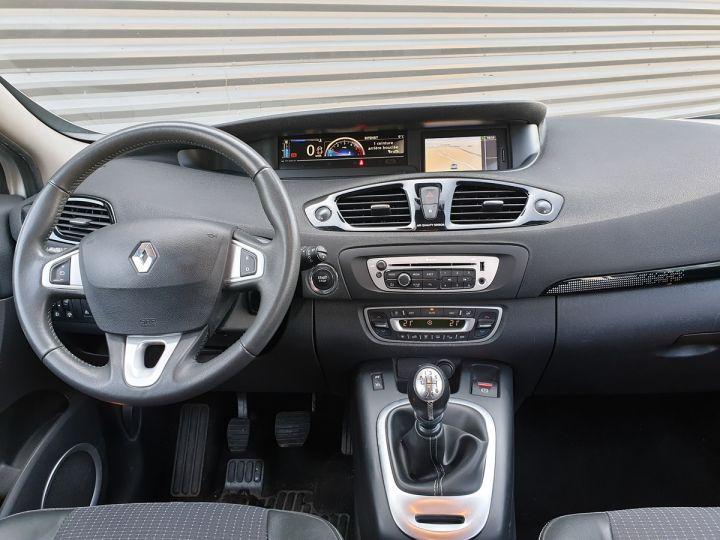 Renault Megane SCENIC 3 1.6 DCI 130 EXCEPTION OII Gris Métallisé Occasion - 5
