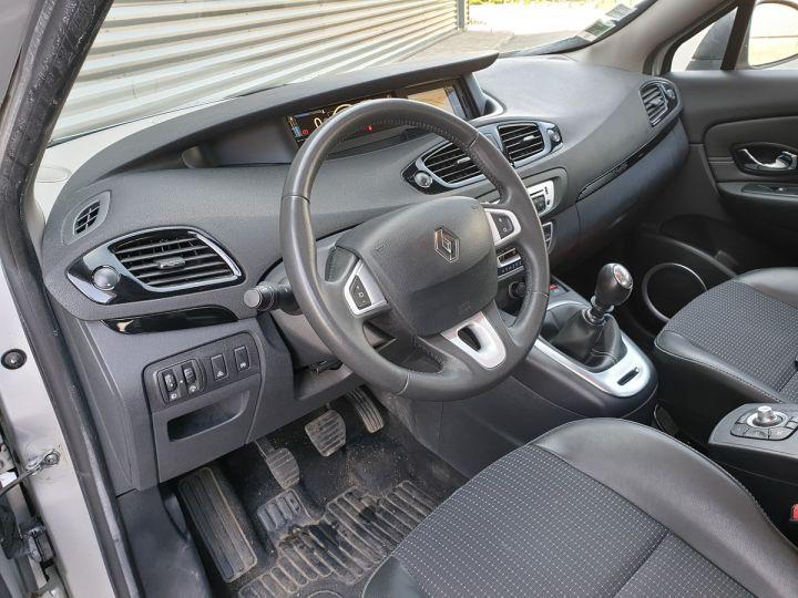 Renault Megane SCENIC 3 1.6 DCI 130 EXCEPTION OII Gris Métallisé Occasion - 8
